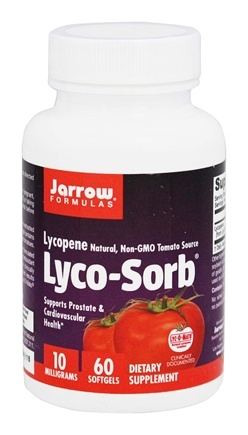 Jarrow Formulas - Lyco-Sorb 10 mg. - 60 Softgels