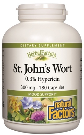 Zoom View - Saint John's Wort Extract with Hypericin
