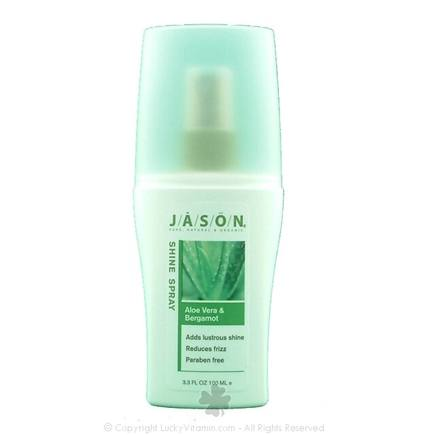 DROPPED: JASON Natural Products - Aloe Vera & Bergamot Shine Spray - 3.3 oz.