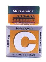 DROPPED: Jason Natural Products - Skin-Amin Hi Vitamin C 3000 mg. - 2 oz.