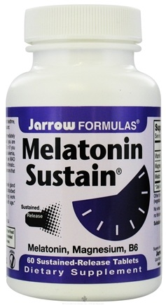 Zoom View - Melatonin Sustained