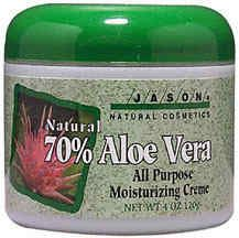 DROPPED: Jason Natural Products - Aloe Vera 70% Cream - 4 oz.