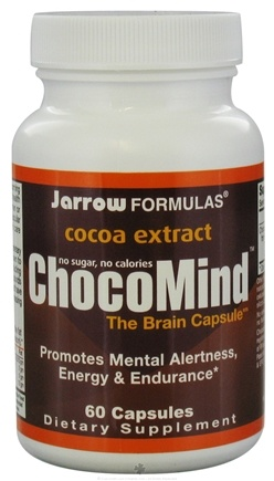 DROPPED: Jarrow Formulas - ChocoMind 500 mg. - 60 Capsules