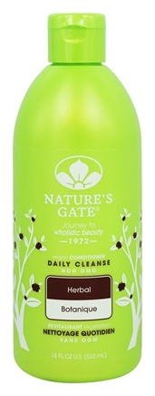 Nature's Gate - Vegan Conditioner Daily Cleanse Herbal - 18 oz.