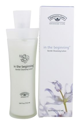 DROPPED: Nature's Gate - In the Beginning Gentle Cleansing Lotion - 3.8 oz.