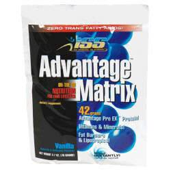 DROPPED: ISS Research - Advantage matrix Vanilla - 20 Packet(s)
