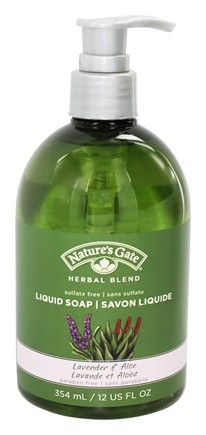 Zoom View - Liquid Soap Organics Herbal Blend
