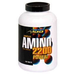 DROPPED: ISS Research - Complete Amino 2200 Power - 150 Tablets
