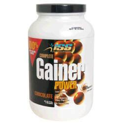 DROPPED: ISS Research - Complete Gainer Power Chocolate - 2.5 lbs.