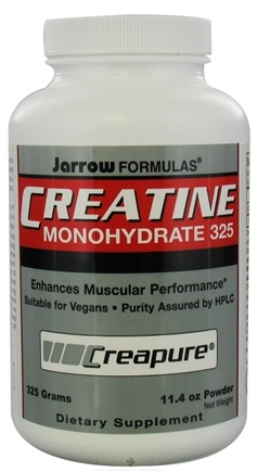 DROPPED: Jarrow Formulas - Creatine Monohydrate 325 - 11.4 oz.