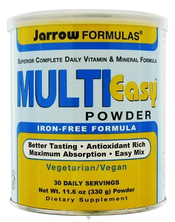 DROPPED: Jarrow Formulas - Multi Easy - 300 Grams