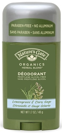 Zoom View - Deodorant Stick Organics Herbal Blend