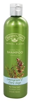 Zoom View - Shampoo Organics Herbal Blend Volumizing
