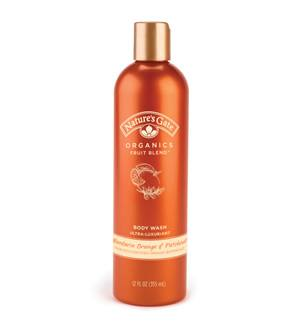 DROPPED: Nature's Gate - Body Wash Mandarin Orange & Patchouli - 12 oz.
