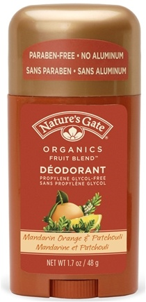 Zoom View - Deodorant Stick Organics Fruit Blend