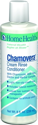 DROPPED: Home Health - Chamovera Cream Rinse Conditioner - 8 oz.