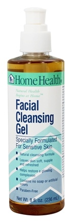DROPPED: Home Health - Facial Cleansing Gel - 8 oz.