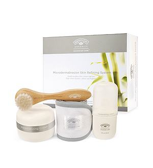 DROPPED: Nature's Gate - Microdermabrasion Skin Refining System 1 kit