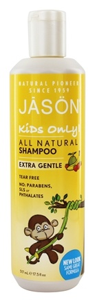 Zoom View - Kids Only Extra Gentle Shampoo