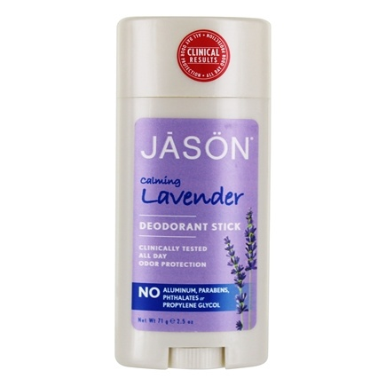 JASON Natural Products - Deodorant Stick Lavender - 2.5 oz.