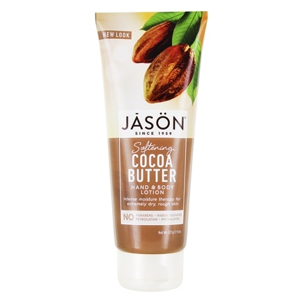 Jason Natural Products - Hand & Body Lotion Cocoa Butter - 8 oz.
