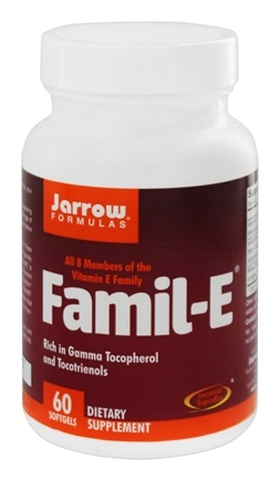 Zoom View - FamilE Antioxidant Supplement