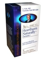 Zoom View - Heartburn Naturally Zanasec