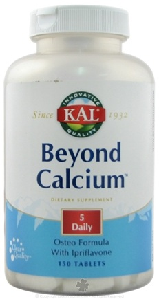 DROPPED: Kal - Beyond Calcium - 150 Tablets