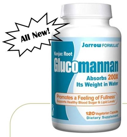Zoom View - Glucomannan