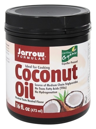 Zoom View - Organic Coconut Oil