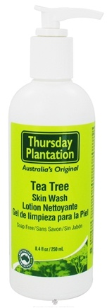 DROPPED: Thursday Plantation - Tea Tree Skin Wash - 8.4 oz. Formerly Herbal Skin Wash