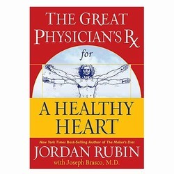 DROPPED: Great Physician's RX - The Great Physician's Rx for a Healthy Heart - 1 Book