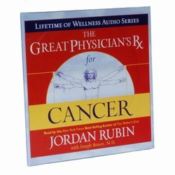 DROPPED: Great Physician's RX - The Great Physician's Rx for Cancer Audio Book(C) - 2