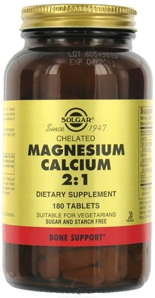 Zoom View - Chelated Magnesium Calcium 2:1