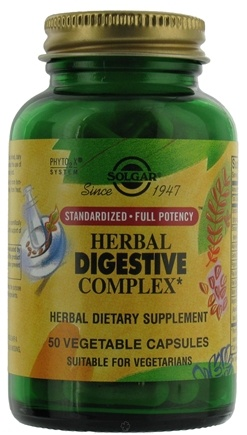 Zoom View - Herbal Digestive Complex