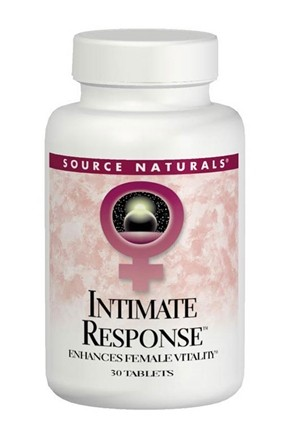DROPPED: Source Naturals - Intimate Response (Eternal Woman) - 30 Tablets