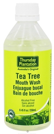 DROPPED: Thursday Plantation - Tea Tree Mouthwash - 8.45 oz.