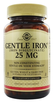Zoom View - Gentle Iron Non-Constipating