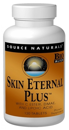 DROPPED: Source Naturals - Skin Eternal Plus - 60 Tablets