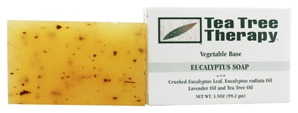 Tea Tree Therapy - Eucalyptus Soap - 3.5 oz.