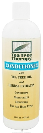 DROPPED: Tea Tree Therapy - Hair Conditioner with Tea Tree Oil - 16 oz.