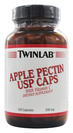 Zoom View - Apple Pectin USP Caps With Vitamin C