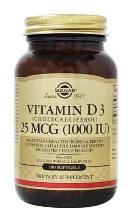 Zoom View - Vitamin D3 Cholecalciferol