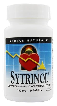 DROPPED: Source Naturals - Sytrinol 150 mg. - 60 Tablets