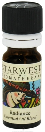 DROPPED: Starwest Botanicals - Radiance Essential Oil (1/3 oz.) - 0.33 oz. CLEARANCE PRICED