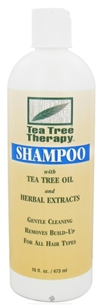DROPPED: Tea Tree Therapy - Shampoo with Tea Tree Oil - 16 oz.