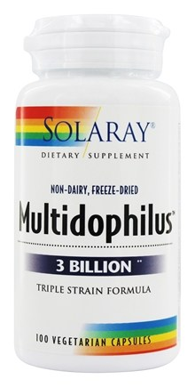 Zoom View - Multidophilus 3 Billion Triple Strain Formula