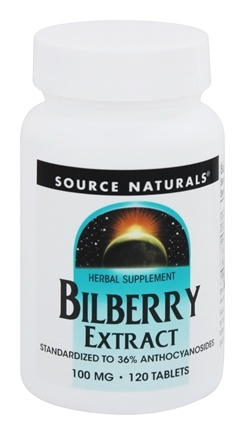 Zoom View - Bilberry Extract