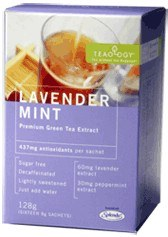 DROPPED: Teaology - Lavender Mint - 12 Tea Bags