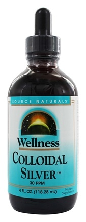 Zoom View - Wellness Colloidal Silver
